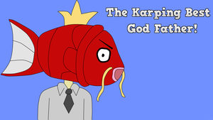The Karping Best God Father! by crazedlinkinparkfan
