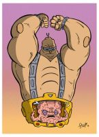 Krang by stayte-of-the-art