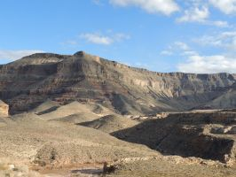 Virgin River Gorge, AZ 2133 by archambers