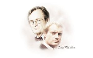 WP - David McCallum by Nikky81