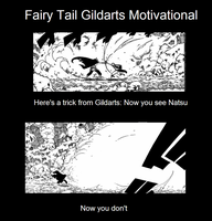 Gildarts Motivational by Caribatiger