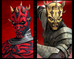 The Sith Brothers 1 by Vitanifan55