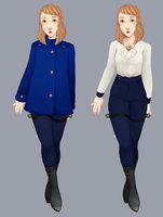 SE - Winter Clothes by amberriess