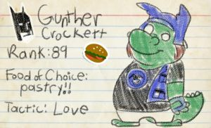 GCI ID- Gunther Crockett by Fyuvix