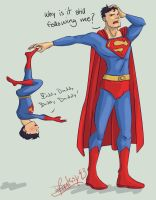 YJ: SuperDad by DreamaDove93