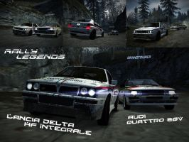 NFSW: Rally Legends by Ricky47