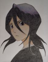 Rukia by Scout73