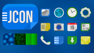 JCon Icons and Wallpapers Pack (Download) by jokubas00