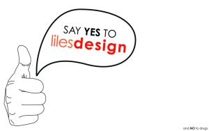 Say yes by lilesdesign