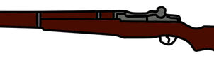 M1 Garand by WhellerNG