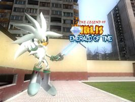 The Legend of Iblis - Emerald of Time by NeoMetalSonic360