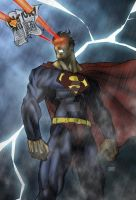 Luthor Free by LaGolding