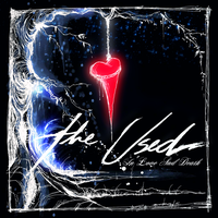 The Used In Love And Death With Stars No Text Glow by darkdissolution