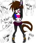 Amber the Cat by AsiaTheAnimator
