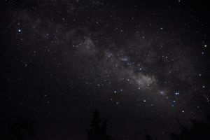 Milky Way by NorthBlue