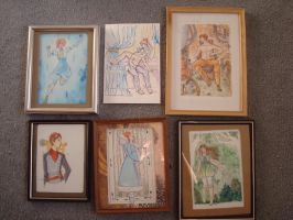 Originals For Sale by cap-o-rushes