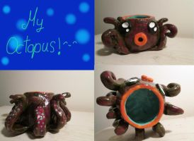 MY Octopus (^-^) by Rooky16