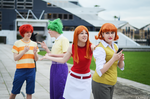 Phineas and Ferb - Linda Flynn-Fletcher by OtherbuttonsCosplay