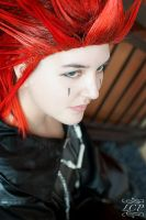 Kingdom Hearts: Axel by LiquidCocaine-Photos