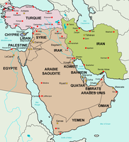 Middle-East at 2010 by AYDeezy