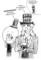 Pops and speedwagon by Jindopon