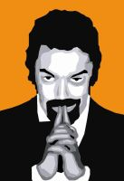 Tim Curry Vector by please-kill-me