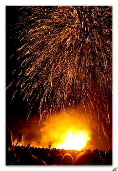 Hastings Bonfire. 4 by Andrey-S