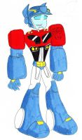 TFA Optimus Prime...my style by PurrV