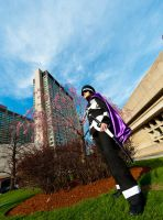 Raidou the Devil Summoner by souldrivephotos