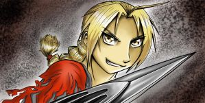 Edward Elric by alexis360100