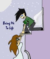 Song Fic: Bring Me to Life by DisneyPhantomlover