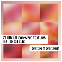 Texture Set 065 by twinstrikeish