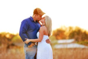 country kiss by SublimeBudd