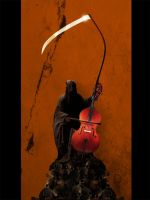 Music In Hell-By Mortis by Ahmed-M-Sabry