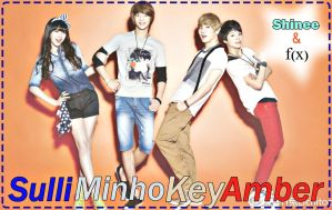 SHINee n' F(x) by VaniBelieber4ever
