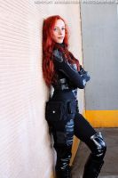 G.I. Joe - Scarlett cosplay 33 by ShadeNinja