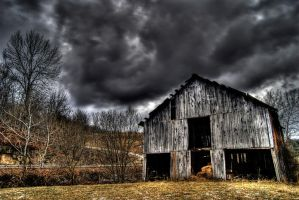 Barn I by Logicalx