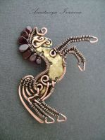 brooch horse3 by nastya-iv83