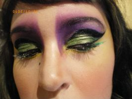 circus makeup - just for fun by the-sooz