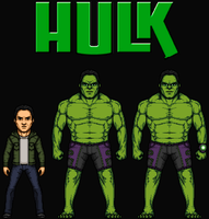 The Hulk (New Earth) by Nova20X