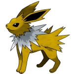 My own version of a Shiny Jolteon by Magic-Lover2128