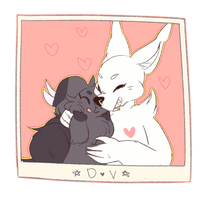 even MORE furry couples by bruhchan