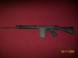 Century Arms FN FAL Rifle by AnthonyColeRuth