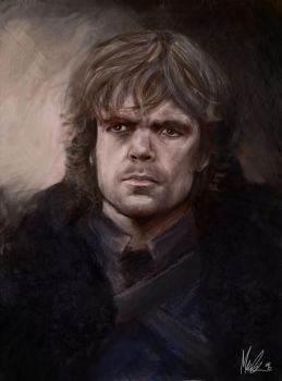 Tyrion by Minelo