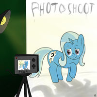 Trixie's Photoshoot by TheXIIILightning