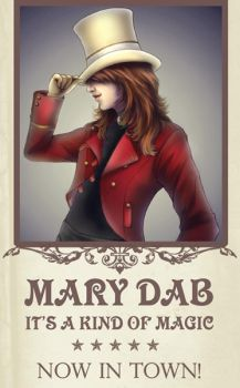 It's a kind of magic ID by mary-dab