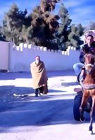 A Walk for Marrakech by olones