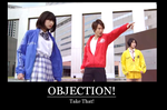 Objection Motivation by DJWill