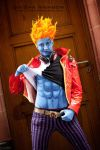 Holt Hyde Cosplay (Monster High) by ShiSha-Rainbow