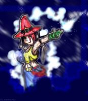 Oceano Became a Witch by Metaru